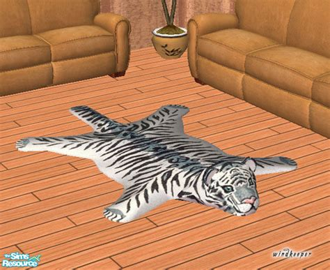 white tiger skin rug windkeeper s faux white tiger skin rug