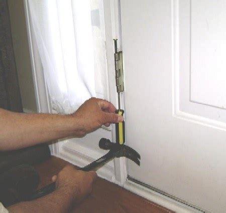 Removing An Door by How To Fix A Sagging Door