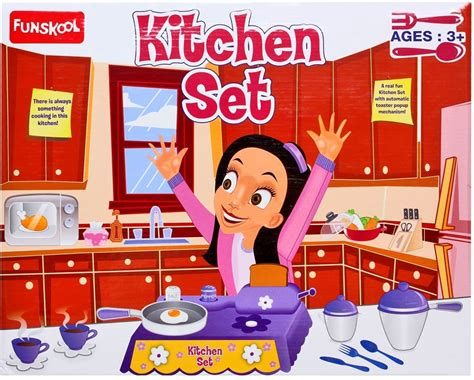 Kitchen Items Shopping India by Funskool Kitchen Set Kitchen Set Buy Kitchen Toys In