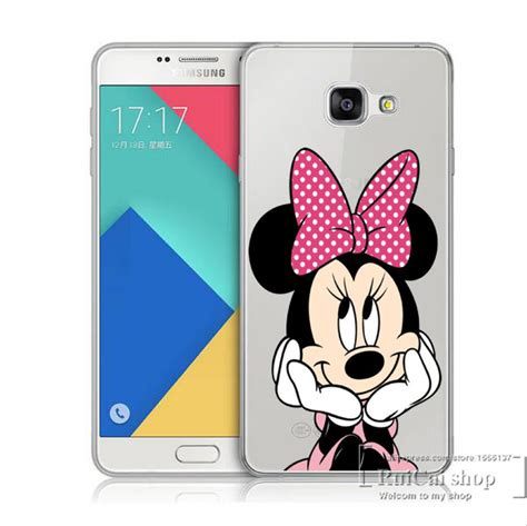 Samsung J7 2016 J710 Minnie Mouse buy flower pattern phone cases samsung galaxy