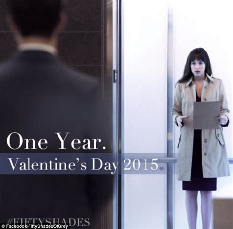 film fifty shades of grey release dakota johnson seen in her first official fifty shades of