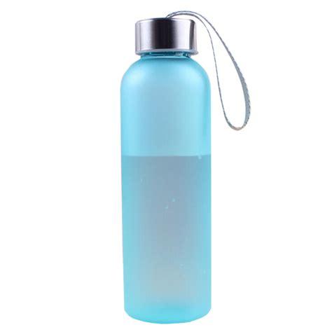 travel water bottle bailihui unbreakable leak proof travel frosted water bottle cing cycling cp ebay