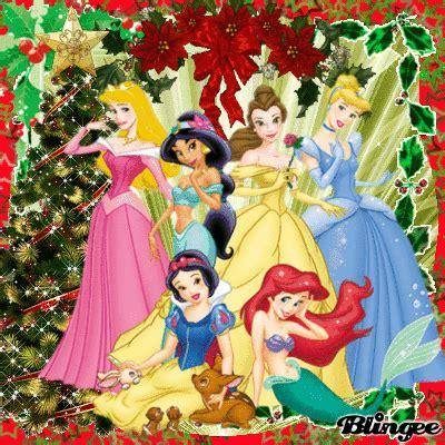 merry christmas   disney princesses picture  blingeecom
