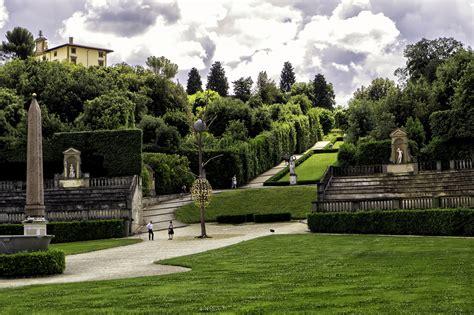 giardini boboli firenze giuseppe penone prospettiva vegetale dal 5 luglio