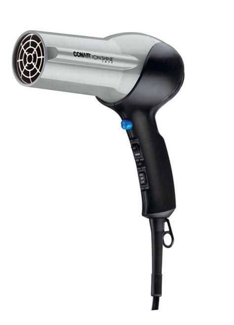 Mini Hair Dryer Kmart conair 1 875 watt ionic conditioning hair dryer kmart