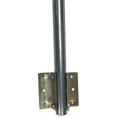 attic mount hang  post tv antenna bracket  star incorporated