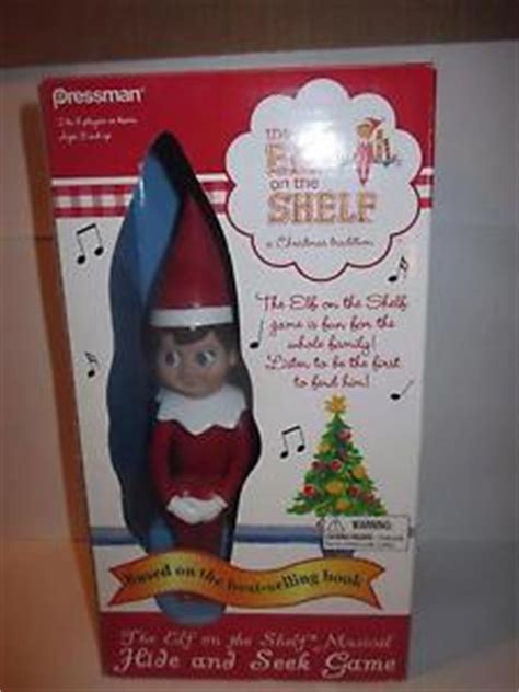 Original On The Shelf Doll by Pressman The On The Shelf With Doll