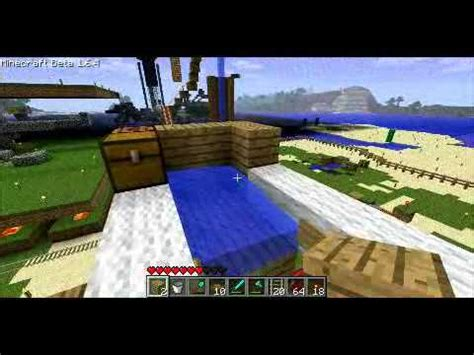 how to make a boat dispenser on minecraft boat pez dispenser using 1 6 hatches youtube