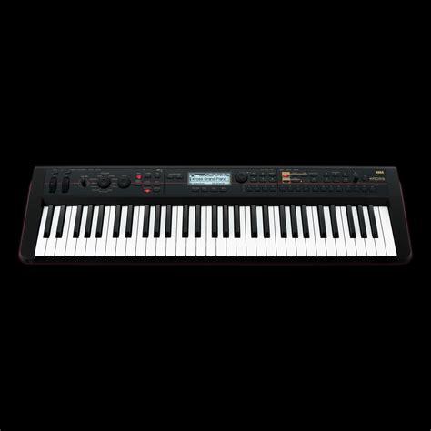 Keyboard Korg Synth korg kross61 61 synthesizer workstation keyboard 61