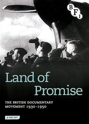 promise documentary film rent land of promise the british documentary movement