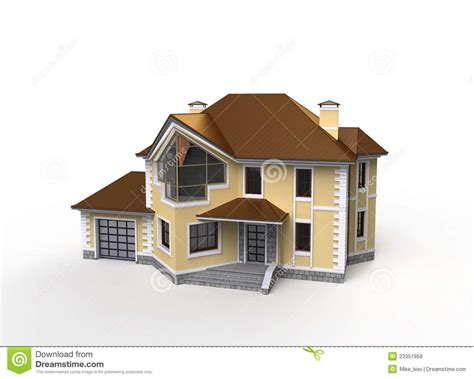 house project private house project stock illustration image of project