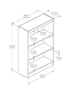South Shore Axess Collection 4 Shelf Bookcase South Shore Axess 3 Shelf Bookcase By Oj Commerce 7250766c