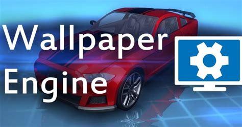 menggunakan wallpaper engine pc leptop xploi bug