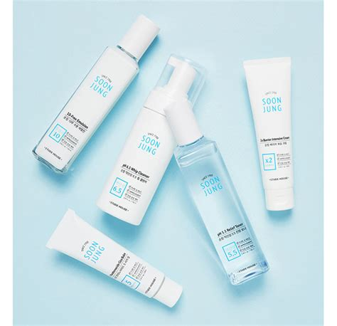 Toner Etude House box korea etude house soon jung ph 5 5 relief toner 80ml best price and fast shipping