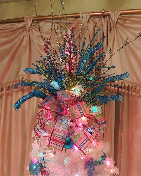 topper for a tropical fish tree christmas tree toppers
