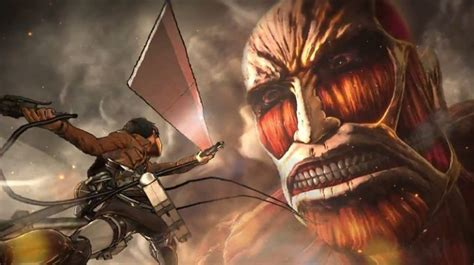 attack on titan summary attack on titan review the bigger they are the harder