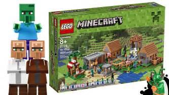 lego minecraft village thoughts
