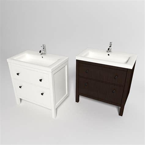 Ikea Hemnes Sink Cabinet Review by 3d Model Ikea Hemnes Sink Cabinet