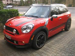 Mini Cooper Countryman All4 Mini Countryman R60 1 6 Cooper S All4 194468
