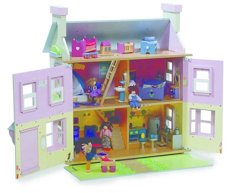mayberry manor dolls house mayberry manor dolls house with furniture by hibba toys of leeds notonthehighstreet com