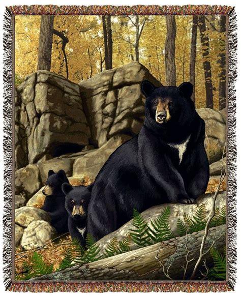 black bear decorations home cabin decorating ideas decor cabin decor home decor