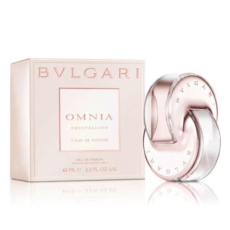 bvlgari omnia crystalline l eau de parfum edp for