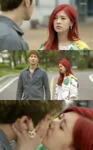 film drama korea jung so min spoiler quot big man quot jung so min kisses kang ji hwan