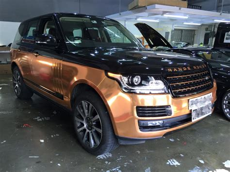 range rover rose gold gallery copper rose range rover