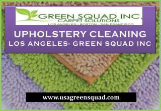 upholstery cleaning los angeles ppt squad react to contact powerpoint presentation id
