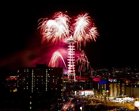 new year celebration in seattle travel thru history seattle s historic flying saucer the
