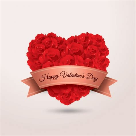 Valentines Day Roses That Speak To You by Roses Vector Free