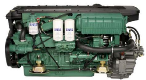 volvo penta 435hp d6 435 marine diesel engine exporters in