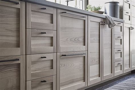 ante in legno per cucina novit 224 ikea le nuove ante in legno per la cucina casafacile