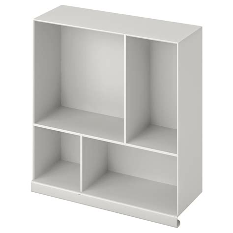 Scaffali Kallax Ikea by Kallax Shelf Insert Light Grey Ikea