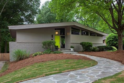 mcm design modern house plan updated buckhead pad called of midcentury modern design at 730k curbed atlanta