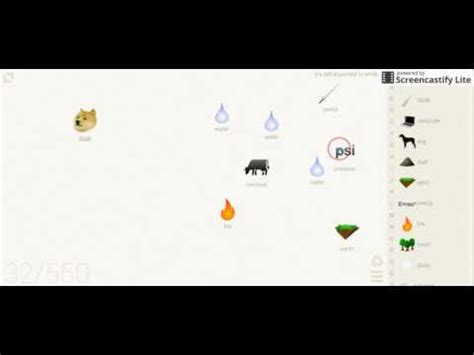 doodle alchemy how to create human doodle alchemy 288 combinations doovi