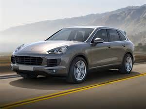 Porsche Cayenne Suv New 2017 Porsche Cayenne Price Photos Reviews Safety