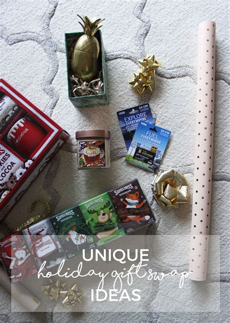 Grab Bag Gift Ideas For - gift guide for the grab bag gift style