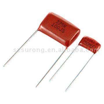 metallized polyester capacitor uses metalized polyester capacitors