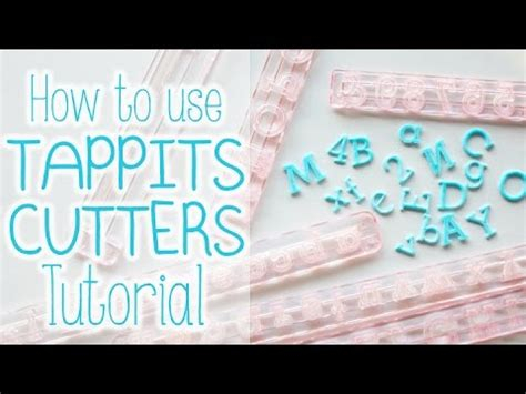 Tappits Cake Decorating by How To Create Cake Font The Krazy Kool Cakes Way