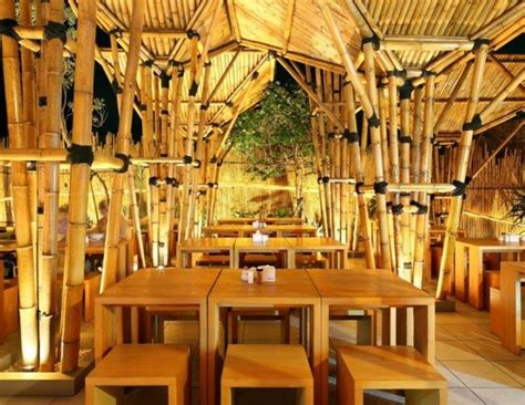 bamboo design indonesia indonesian bamboo restaurant is a striking open air design
