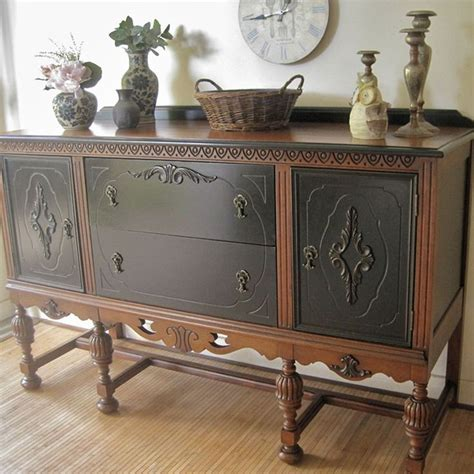 antique buffet cabinet furniture sideboards awesome antique sideboard buffet dining room
