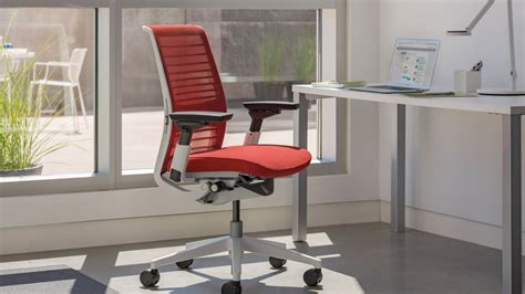 Think Chair Steelcase by Think Ergonomic Adjustable Office Chair Steelcase