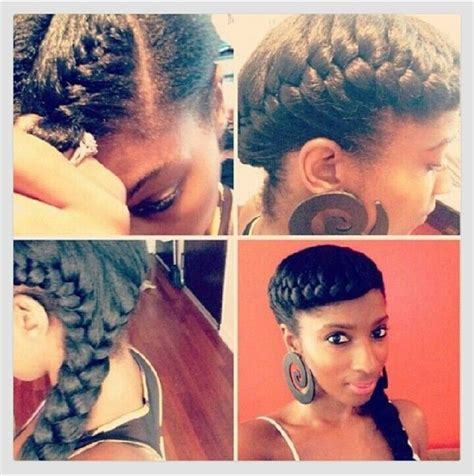 how to maintain goddess braids african american inverted braids short hairstyle 2013