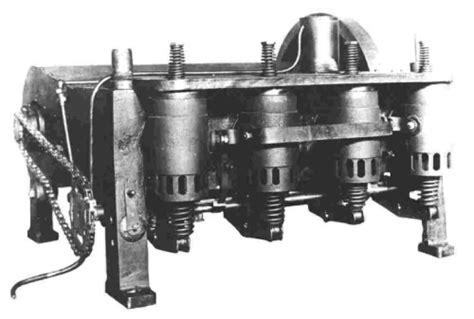 wrights motors la planta motriz