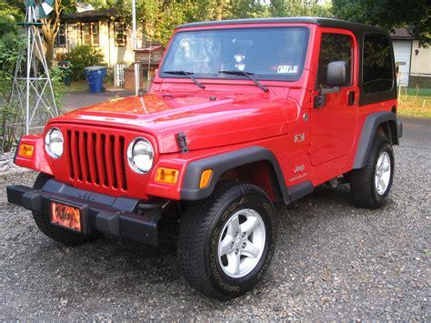 Jeep 2006 Wrangler 2006 Jeep Wrangler Pictures Cargurus