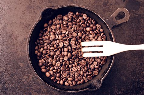 Coffee Roasting how to roast your own coffee beans 4 simple options