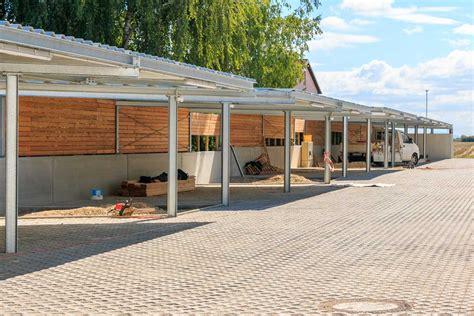 carport verzinkt carport stahl verzinkt metallbau gruner