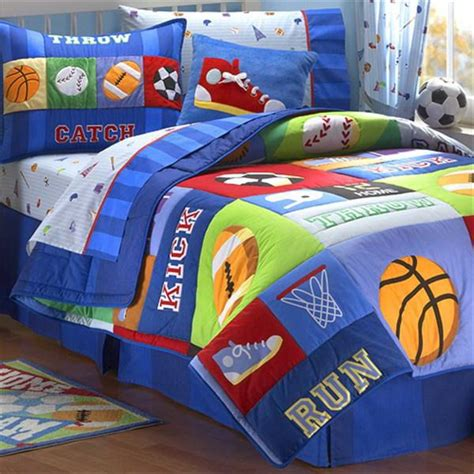 full size bedding for boy 1000 images about sports bedding for kids on pinterest