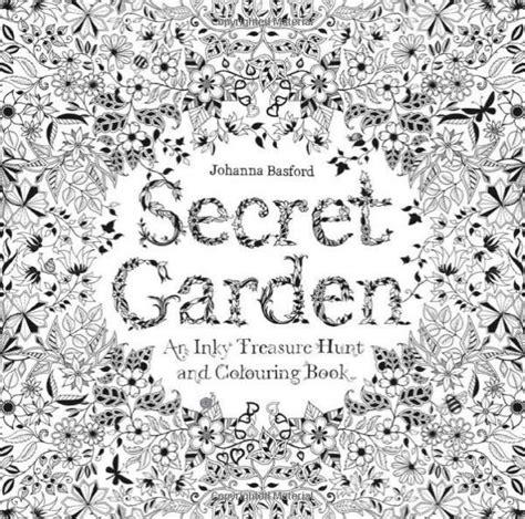 secret garden coloring book sle s a garden coloring page